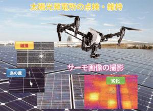 太陽光発電所の点検・維持