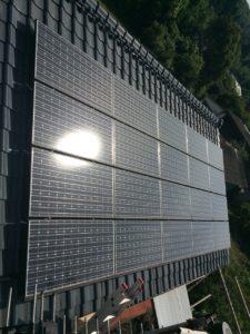宮崎県小林市(パネルメーカー/サンヨー) 太陽光パネル洗浄