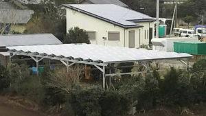 茨城県鉾田市大竹 I様邸 ソーラーシェアリング