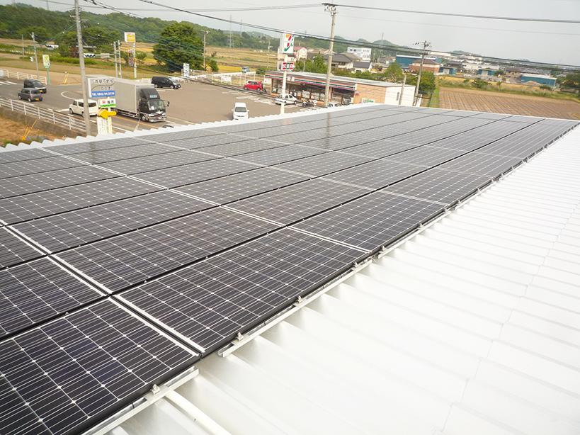 M様邸 太陽光発電工事