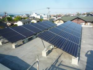T様アパート 太陽光発電工事