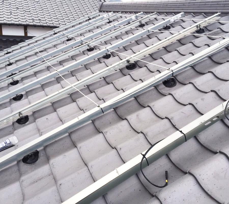 屋根の材質や形状に合わせた最適な工事