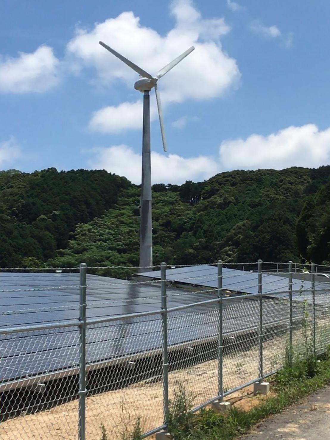 風力発電工事
